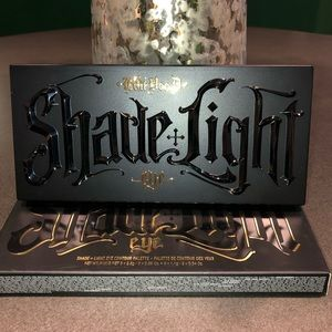 Mat Von D Shade + Light Eye Contour Palette